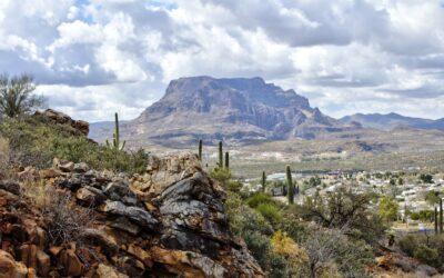 Tres días de aventura elevada en Superior, Arizona