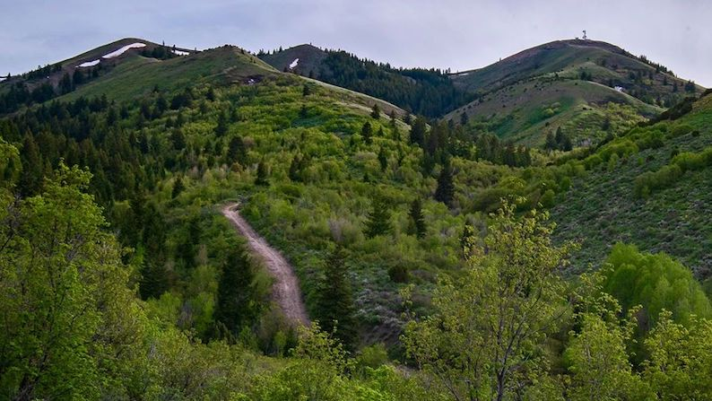 Pocatello, Idaho Singletrack Trails