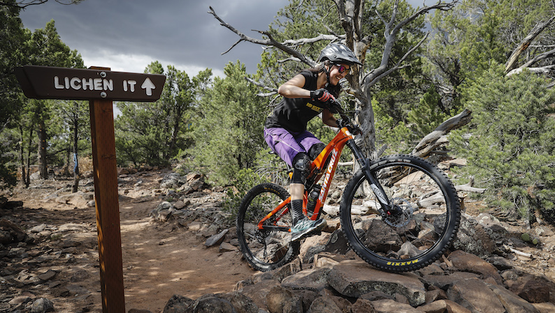Cedar City, Utah Mountain Biking