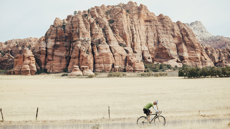 Cedar City, Utah - Road Cycling