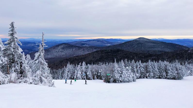 Ski area vermont