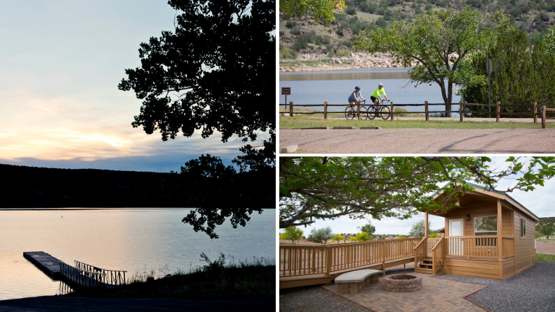Arizona State Park Lyman Lake