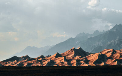 The Great Sand Dunes National Park: Mountains of Sand and Historic Land