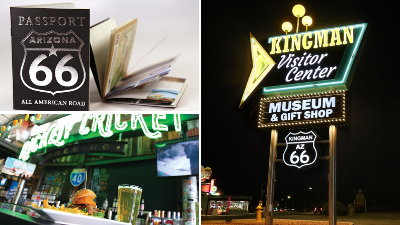 Route 66 Culture in Kingman AZ