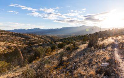 Geschichten aus dem Sattel: Cottonwood, Arizona