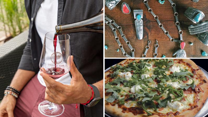 Shopping, Wine, and Pizza in Sedona, AZ