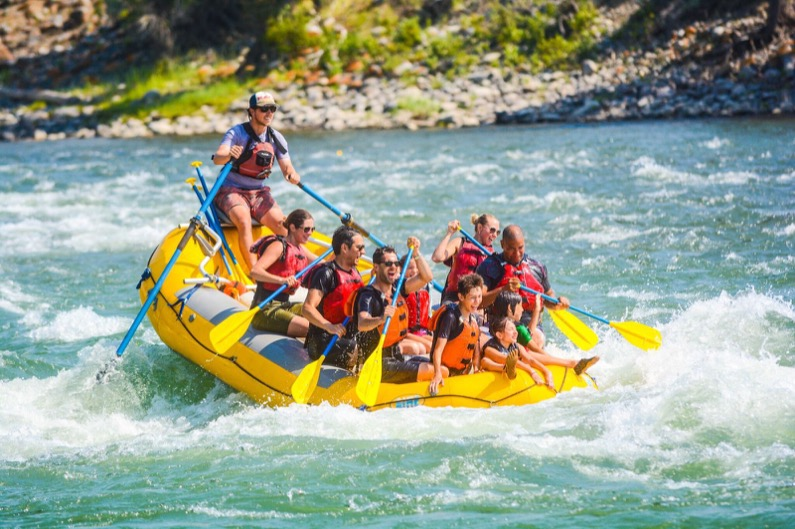 Flying Pig Rafting Company - Whitewater Rafting