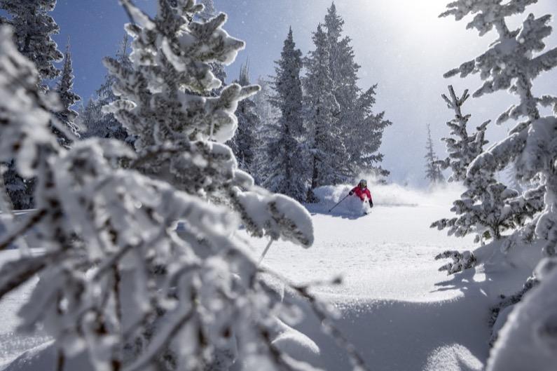 Maria Twitchell - Brian Head Ski Resort 2-Jay Dash