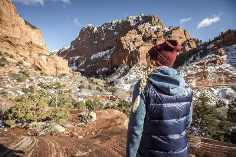 Maria Twitchell - Kolob Canyons, north Zion National Park -Jay Dash