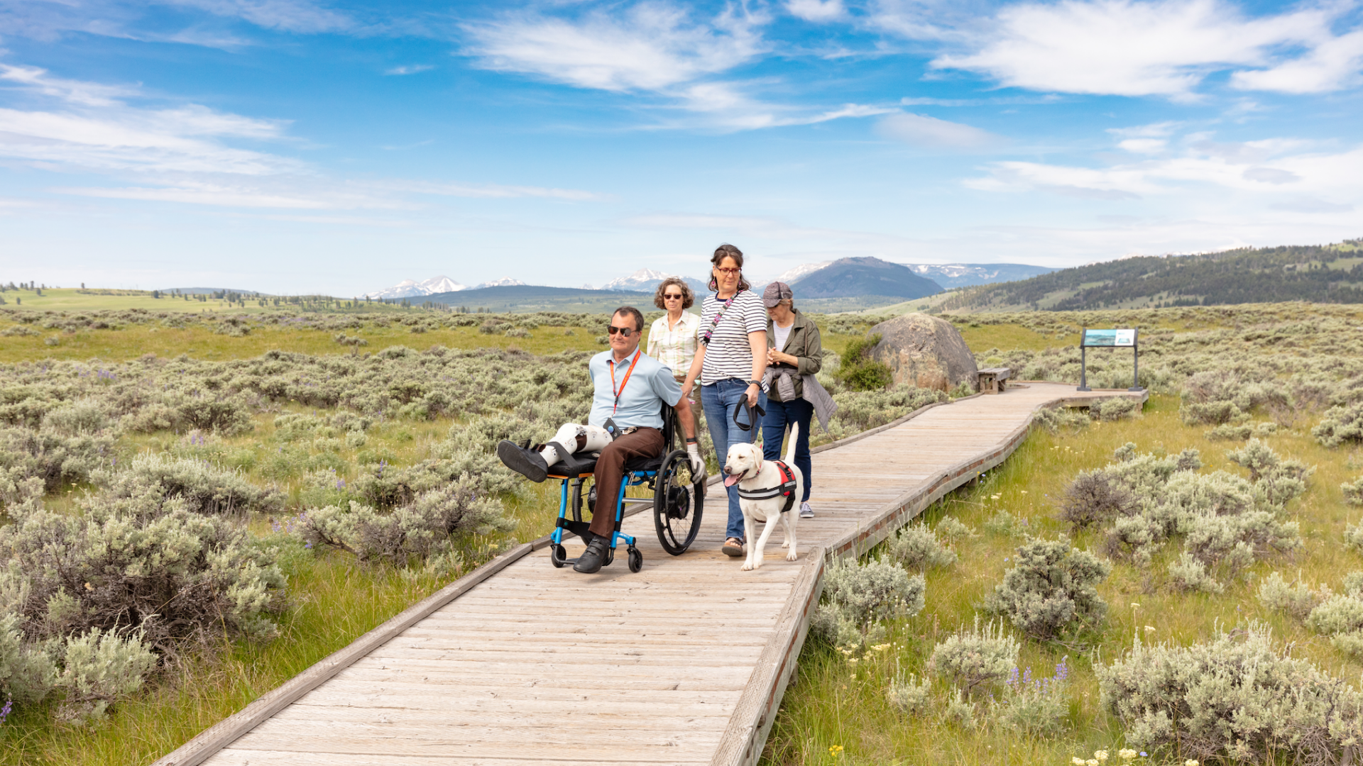 5 Most ADA Friendly National Parks