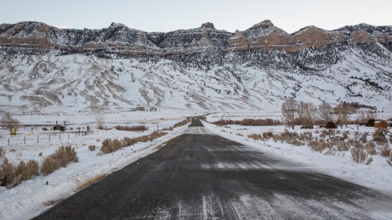 cody wyoming scenic drive