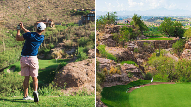 Quirky Courses to Golf in AZ