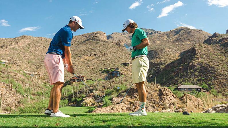 Golfing in Arizona Year-Round