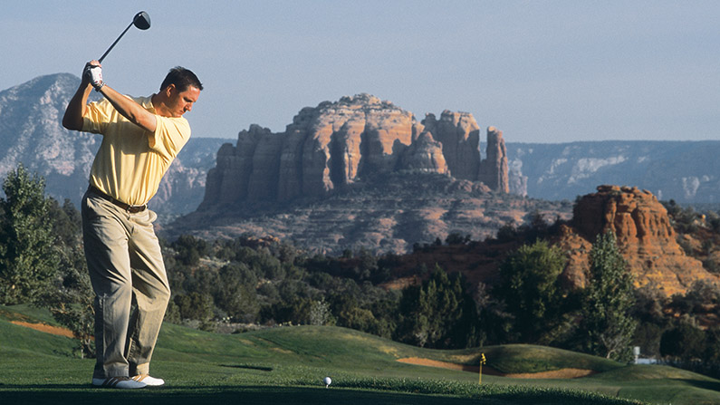 Pro Golf Tournaments in Arizona