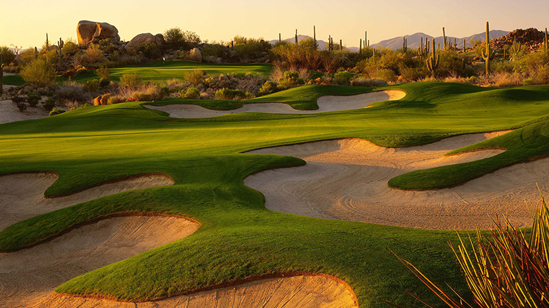 Tricky Terrain for Golf in Arizona