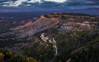 Three Starry Nights in Mesa Verde Country, Colorado