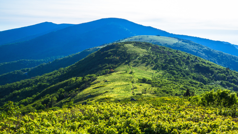 overview of the appalachian trail