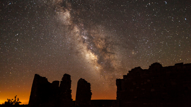 astrophotography in mesa verde country