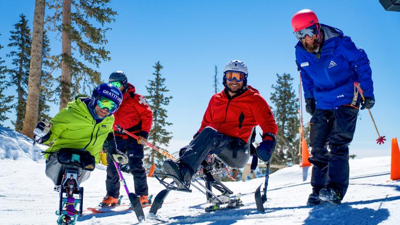 Adaptive Skiing at Arizona Snowbowl