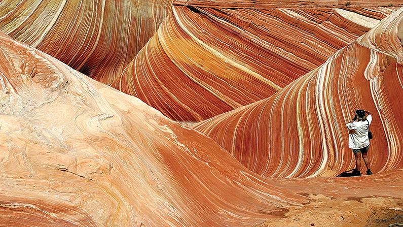 Vermilion Cliffs National Monument in Arizona