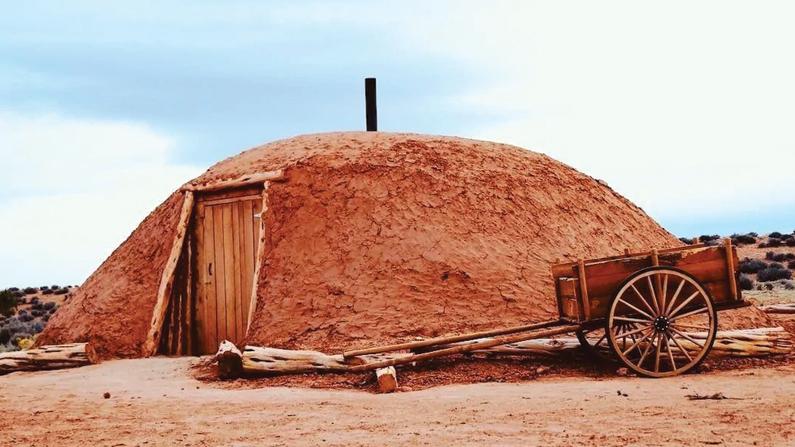 Sash Dine Eco Retreat in Page, Arizona
