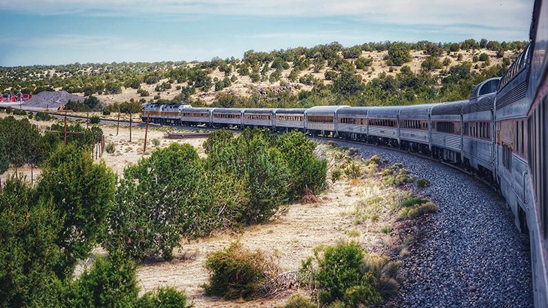 Grand Canyon Train, AZ