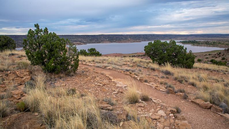 Lyman Lake State Park, Arizona