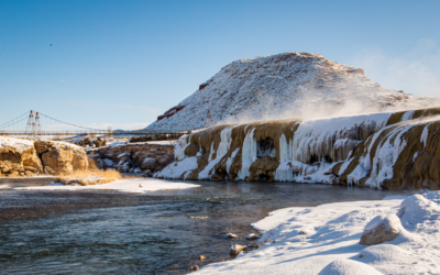 Hot Springs, Wyoming: Perfect Destination for a Winter Getaway
