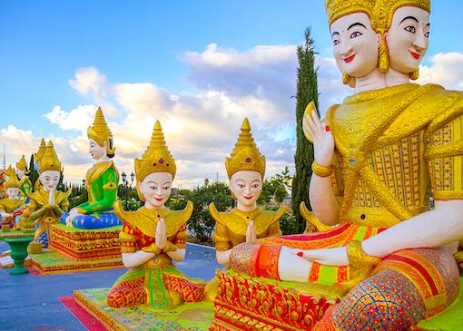 Cambodian Amgen in Stockton, CA