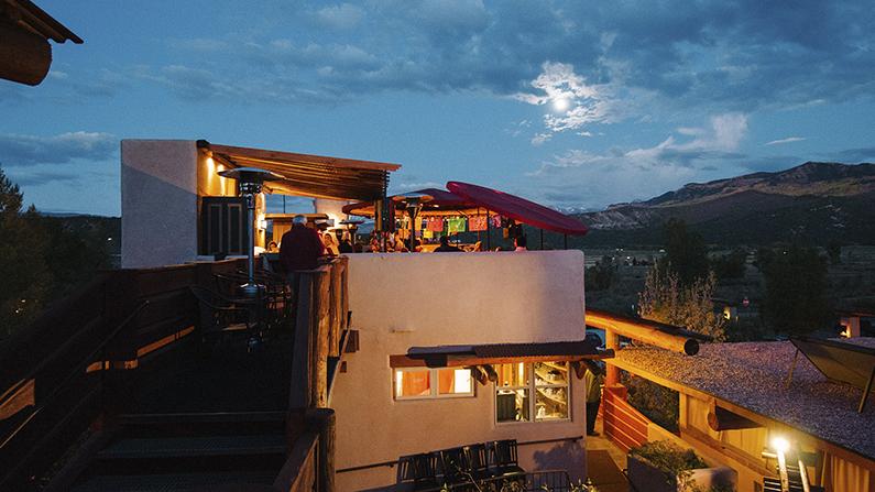Chipeta Inn, one of the Inns of the San Juan Skyway
