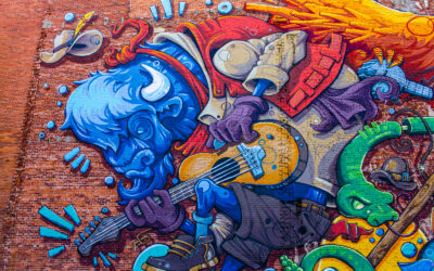 Explore the Art and Music Scene in Downtown Cheyenne